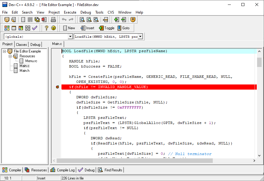 Windows 8 Dev-C++ full